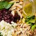 3. Recette Salade de poulet, avocat, épinard et canneberge