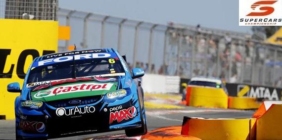 Burningwhee1s V8 Supercars 2019 Round 8 Townsville