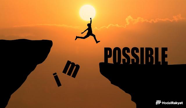 sukses dan berhasil