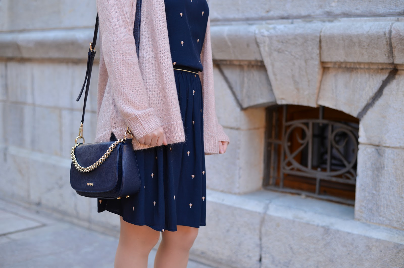 tous bag two piece outfit top skirt set fashion blogger