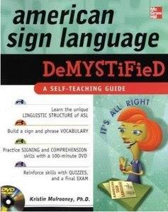 Download free ebook American Sign Language Demystified pdf