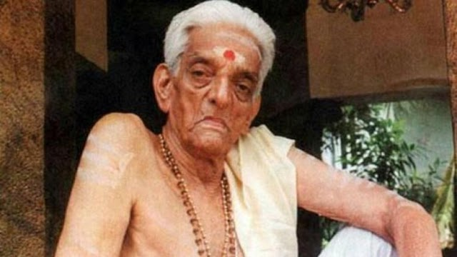 Malayalam Actor Unnikrishnan Namboothiri of Kalyanaraman passes away at 98