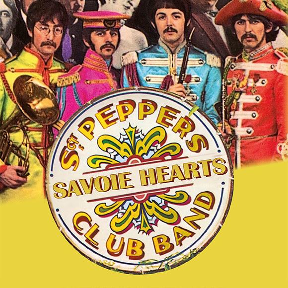 Le Sgt Peppers Savoie Hearts Club Band célèbre les Beatles