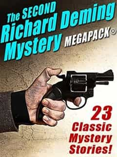 Second Richard Deming Mystery Megapack epub mobi