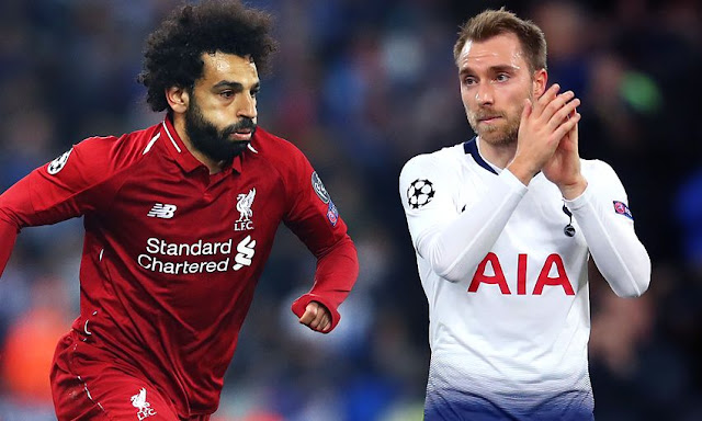 Liverpool vs Tottenham VER EN VIVO ONLINE por la Final de la Champions League.