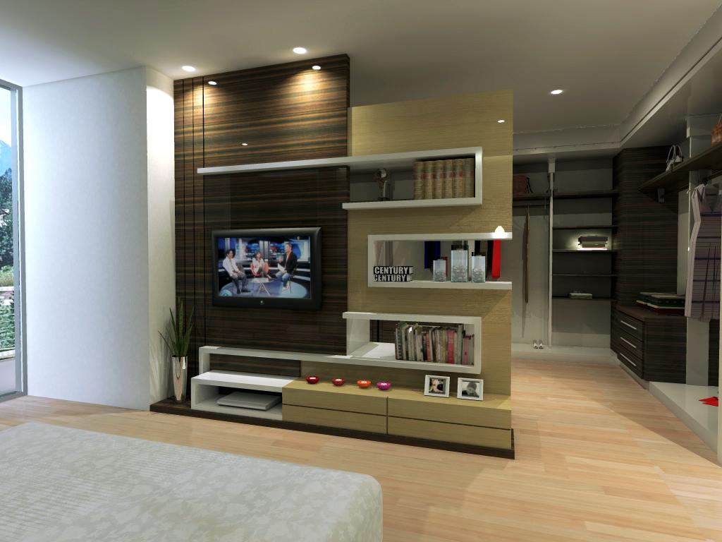 Partisi Bed  Bintoro Kitchenset  Desain Interior  Dapur