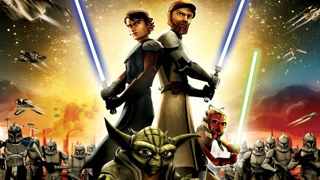Star Wars: The Clone Wars/Lucasfilm/Reprodução