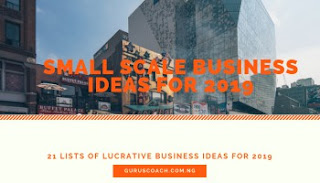 small business ideas in Nigeria