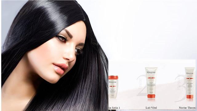 Hay un shampoo para cada tipo de cabello y Kerastase es especialista en esto, mira