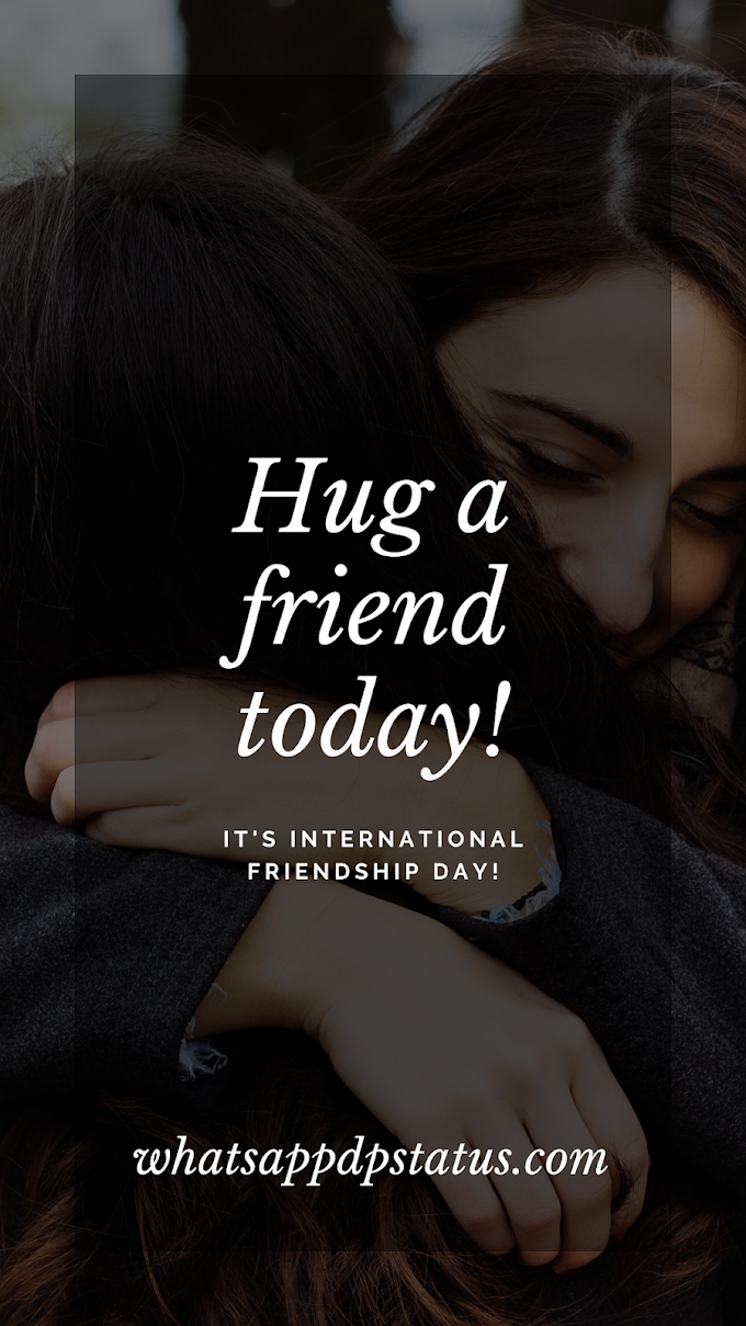 Happy Friendship Day 2020: Best wishes, quotes, Instagram Facebook and Whatsapp status, messages for your friends