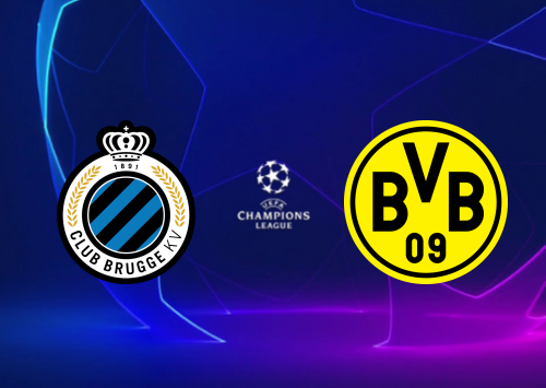 Club Brugge vs Borussia Dortmund -Highlights 04 November 2020