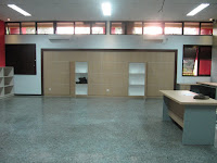 Set Furniture Interior Ruangan Kelas - Furniture Semarang