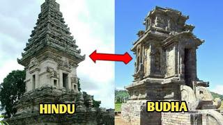 perbedaan candi hindu dan buddha