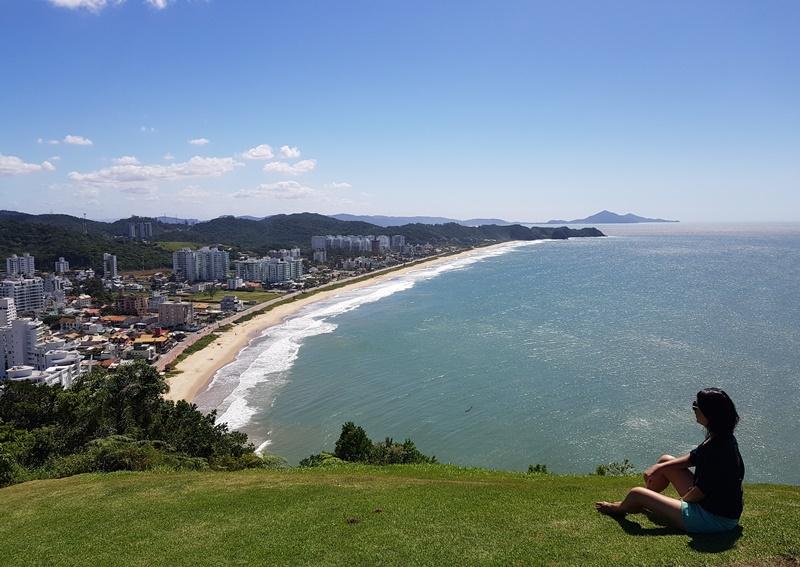 Morro do Careca, Praias dos Amores e Praia Brava - Itajaí