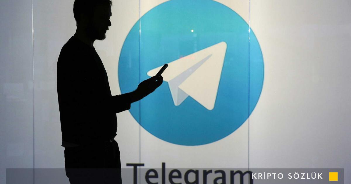 Telegram ABD'li Yatırımcıların Projeden Ayrılmalarını İstedi