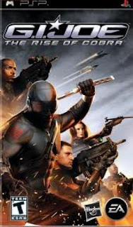 Download G.I. JOE - The Rise Of Cobra ISO File PSP - PPSSPP Game