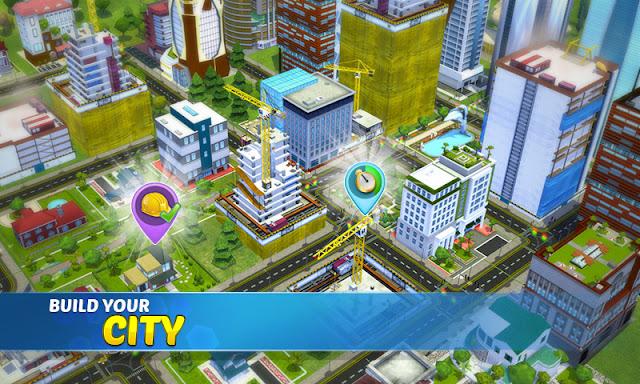 My City Entertainment Tycoon Hileli APK - Sınırsız Para Hileli APK v1.2.2