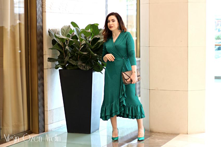 elbiseler-Fırfırlı Elbise Dikimi-dikiş blolgu-dikiş blogları-sewing blog