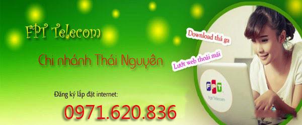 đăng ký internet fpt phường cam giá