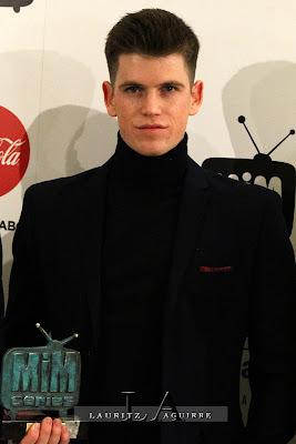 Premio Joven Talento fue para el joven actor Miguel Bernardeau