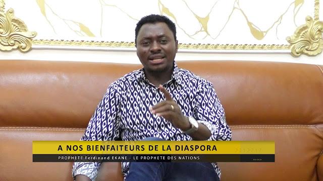 Prophet Ferdinand Ekane