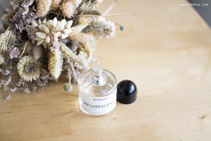 byredo inflorescence parfum perfume primavera verao spring summer nicho portugal