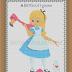 Alice In Wonderland Croquet Cross Stitch patterns