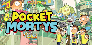 Pocket Mortys Apk v1.10.5 Mod Unlocked