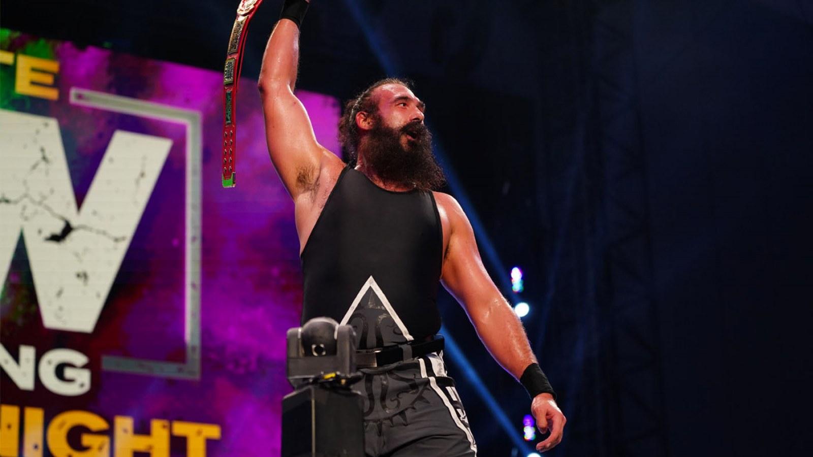 Brodie Lee defenderá o TNT Championship no próximo Dynamite