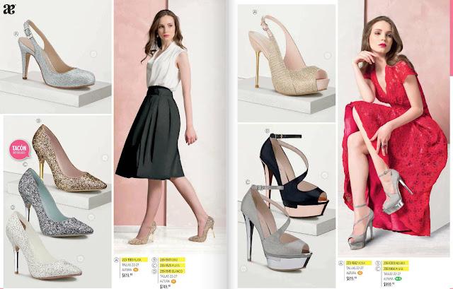 Catalogo de zapatos Andrea  verano 2016 | moda