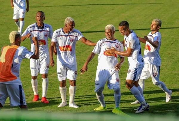 Série D: Sergipe fica no empate com Bahia de Feira
