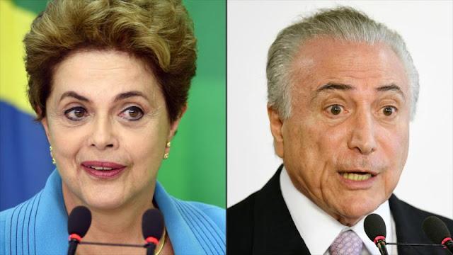 La orden de Washington es vender y saquear a Brasil, denuncia PT