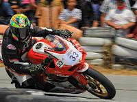 Ricky Halim Berhasil Naik Podium Berkat Honda CBR 250 RR