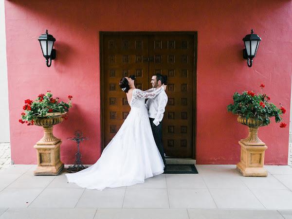 ➳ JEN + MATT | VILLA VIVANTE WEDDING { CENTRAL COAST }