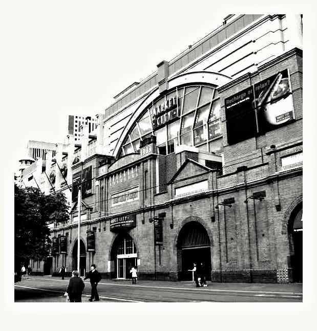 le Paddy Market, à Sydney en Australie