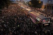 Unravel 8 (Eight) Tactics of Hong Kong Demonstrator