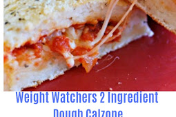 Weight Watchers 2 Ingredient Dough Calzone