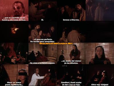 Película: The Mahabharata (1989)