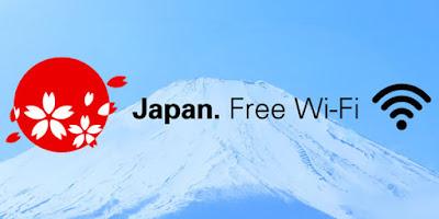 wi-fi  no Japão