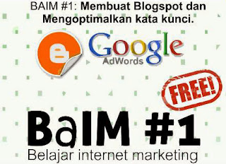 workshop internet marketing gratis di bandung