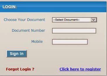 register epfo login