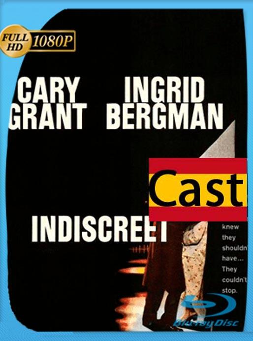 Indiscreta [1958] HD [1080p] Castellano [GoogleDrive] SilvestreHD