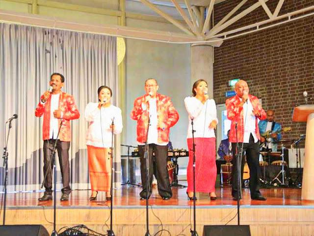 Ambon Manise Tingkatkan Kebersamaan Maluku dan Belanda