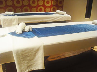 slimming treatment at Bluewater Day Spa
