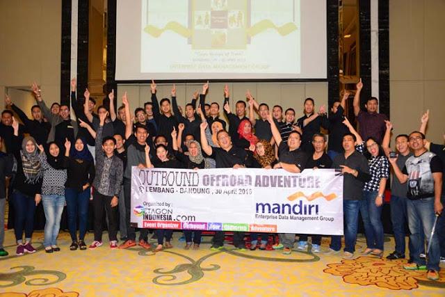 OUTBOUND OFFROAD DI LEMBANG | Bank Mandiri Jakarta