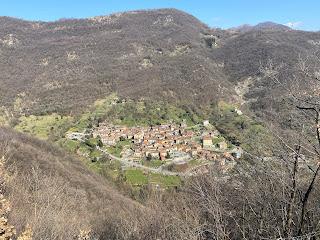 Olera, a small village north of Bergamo.