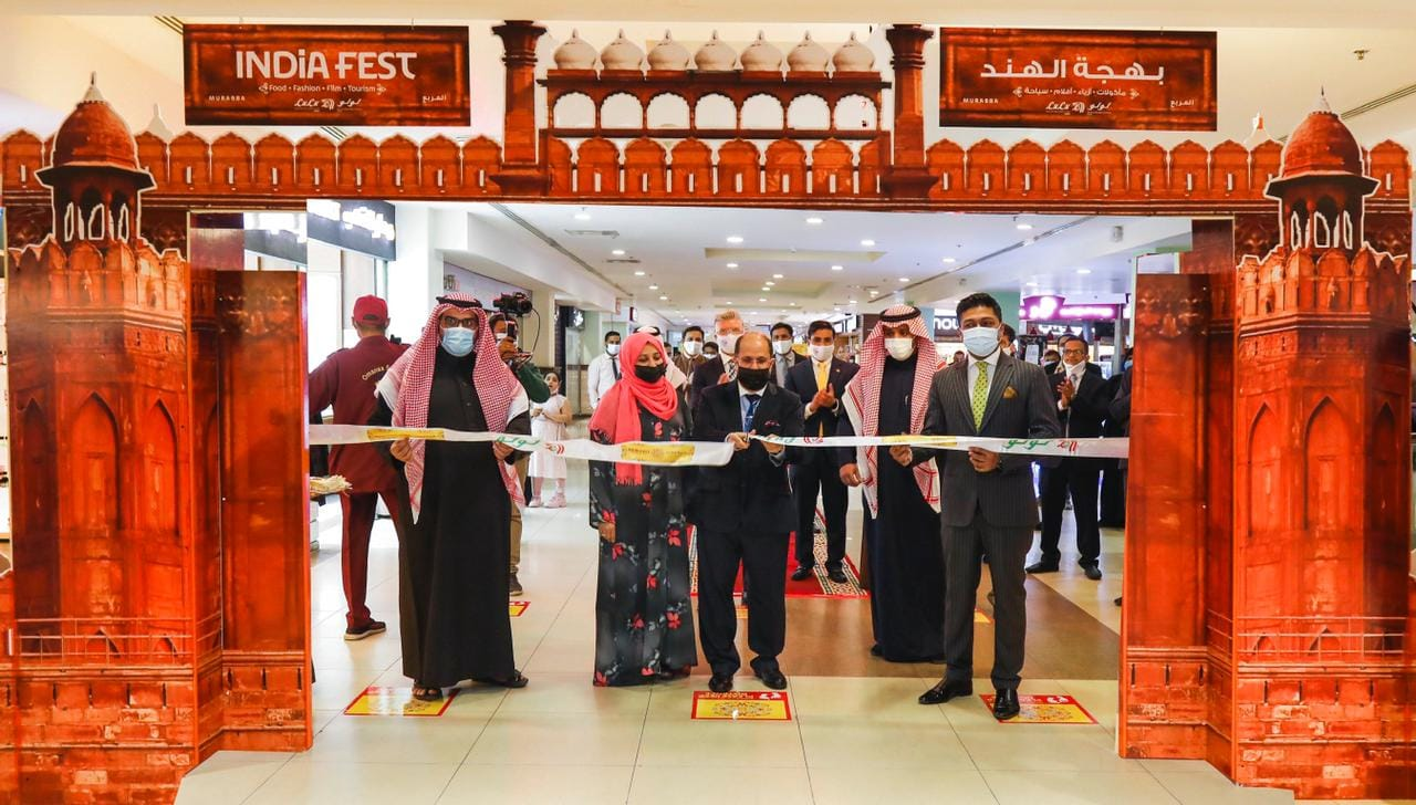 """"""" لولو """" تؤكد افتتاح المهرجان الهندي في جميع فروعها بالمملكة العربية السعودية"""