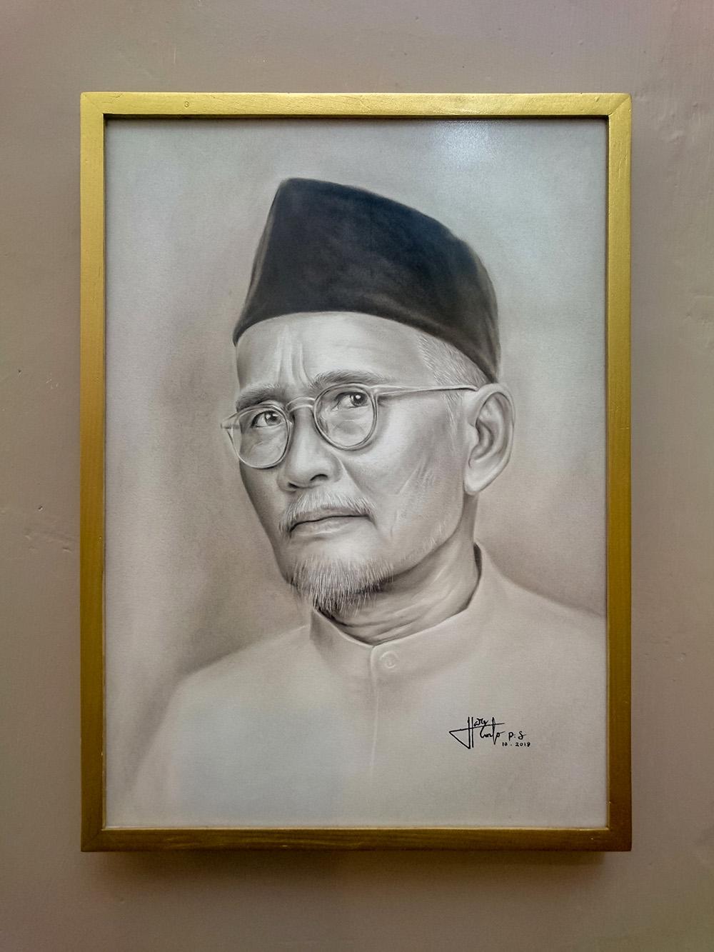 Gambar Tokoh Pahlawan Melayu