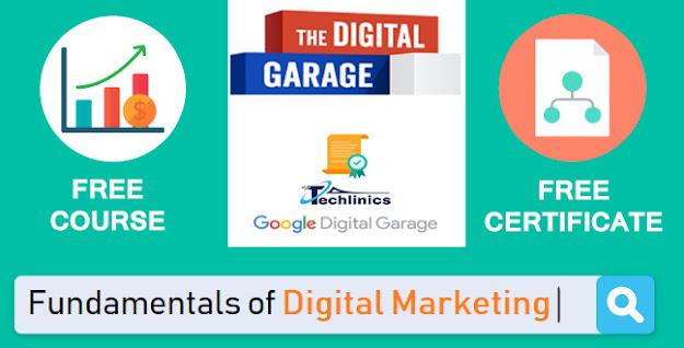 Digital-garag- google-certificate-free-online-course