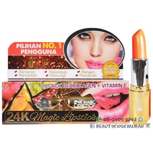 24K Magic Lipstick